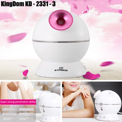 KingDom KD - 2331 - 3 Hot Cold Ionic Facial Steamer