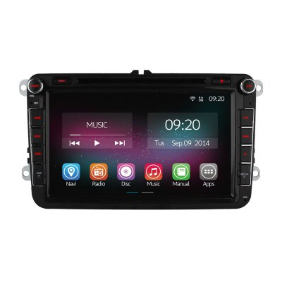 Ownice C200-OL-8901B Android 4.4.2 8.0 inch Car GPS DVD Multi-Media Player