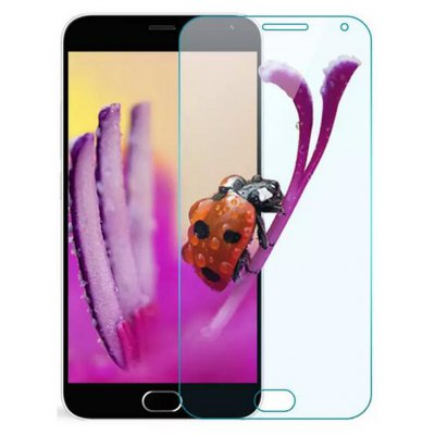ASLING Tempered Glass Screen Protector with 9H High Hardness and 2.5D Arc Edge for Meizu MEILAN Note 2