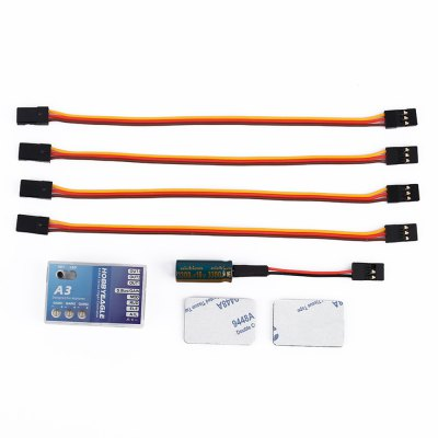 A3 6 Axis Gyro Flight Controller Eagle RC Fixed-wing Copter