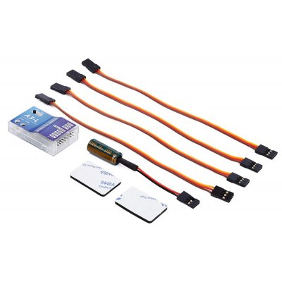 A3 - L Flight Controller 3 Axis Gyro Balance Apparatus for Eagle RC Fixed-wing Copter