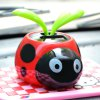 cheap Solar Energy Insect Cartoon Figure Shaking Toy