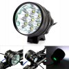 cheap Marsing MS - 07 6000Lm Cree XML T6 7 LED Bicycle Light Set