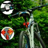 Wireless Remote Control USB Rechargeable LED Bike Tail Light