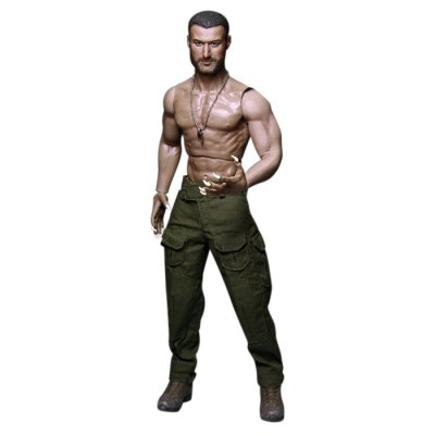 PVC Animation Action Figure Model Anime Character Model Home Office Decor - 15.7 inch