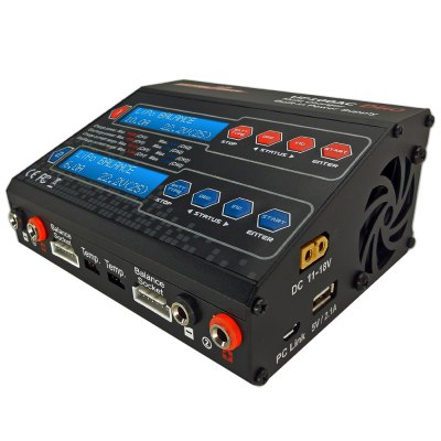 Ultra Power UP100AC DUO Balance Charger for Battery