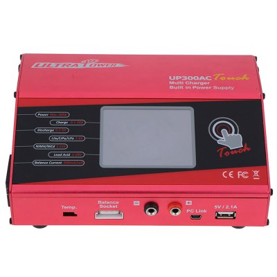 Ultra Power UP300AC Touch Balance Charger