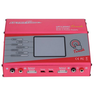 Ultra Power UP120AC Touch Balance Charger for Battery