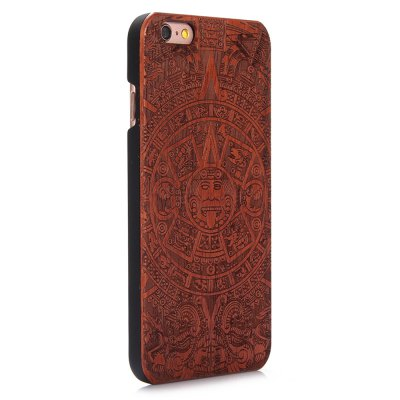 Wooden Phone Back Case Protector for iPhone 6 / 6SiPhone Cases/Covers<br>Wooden Phone Back Case Protector for iPhone 6 / 6S<br><br>Features: Back Cover, Anti-knock<br>Material: Wooden, PC<br>Package Contents: 1 x Back Case<br>Package size (L x W x H): 18.00 x 10.50 x 2.00 cm / 7.09 x 4.13 x 0.79 inches<br>Package weight: 0.085 kg<br>Product size (L x W x H): 14.00 x 7.00 x 1.00 cm / 5.51 x 2.76 x 0.39 inches<br>Product weight: 0.035 kg<br>Style: Cool