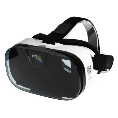 FIIT 3D Glasses for 4 - 6.5 inch Smartphone