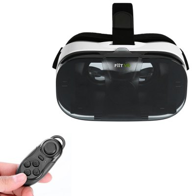 FIIT 3D VR Glasses for 4   6.5 inch Smartphone