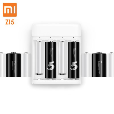 Xiaomi ZI5 / ZI7 AA AAA Ni-MH Battery Charger with Power Bank Function