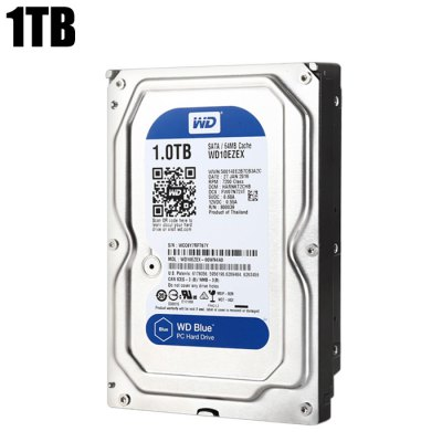 WD 1TB HDD 32MB Cache