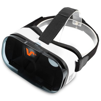 V+ 3D VR Glasses for 4 - 6.5 inch SmartphoneVR Headset<br>V+ 3D VR Glasses for 4 - 6.5 inch Smartphone<br><br>Color: White<br>Compatible with: Smartphones<br>Material: ABS<br>Package Contents: 1 x VR Glasses, 1 x Cleaning Cloth, 1 x Visor, 1 x English User Manual<br>Package size (L x W x H): 23.00 x 14.00 x 14.00 cm / 9.06 x 5.51 x 5.51 inches<br>Package weight: 0.468 kg<br>Product size (L x W x H): 19.00 x 11.50 x 11.00 cm / 7.48 x 4.53 x 4.33 inches<br>Product weight: 0.269 kg<br>Smartphone Compatibility: 4.0 - 6.5 inch<br>VR Glasses Type: VR Headset