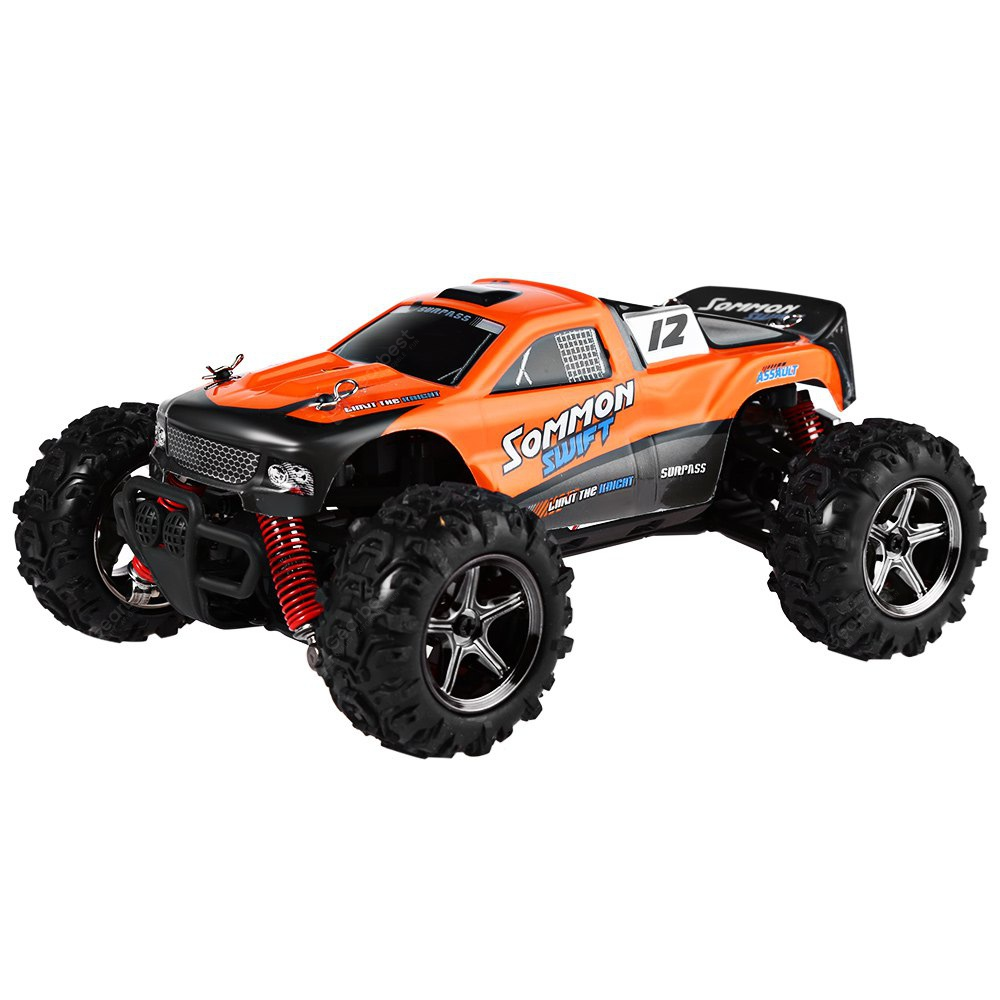 SUBOTECH BG1510B 1-24 Full Scale 2.4G 4WD Drift Racing Car High Speed Buggy