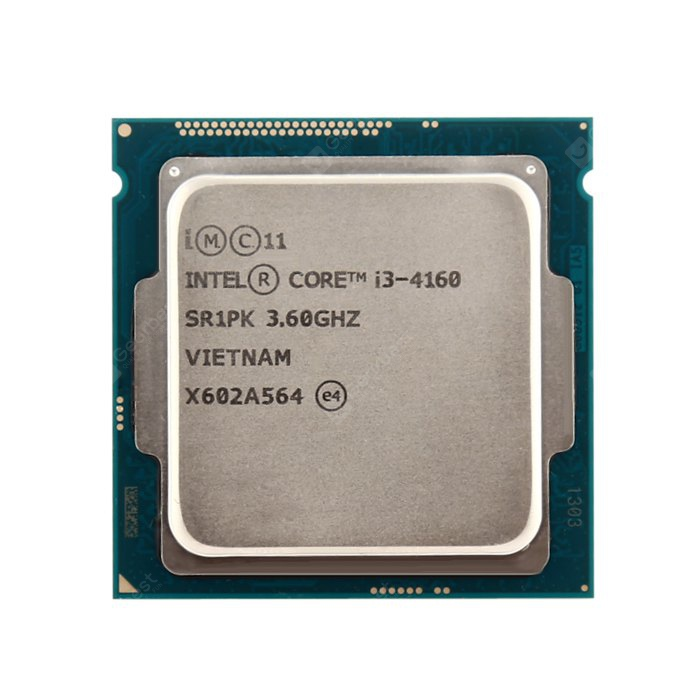Intel Core I3 4160 3 60ghz 3m