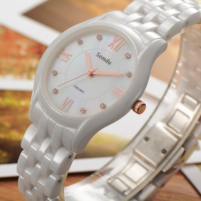 SEMDU SD6026L Sapphire Female Quartz Watch