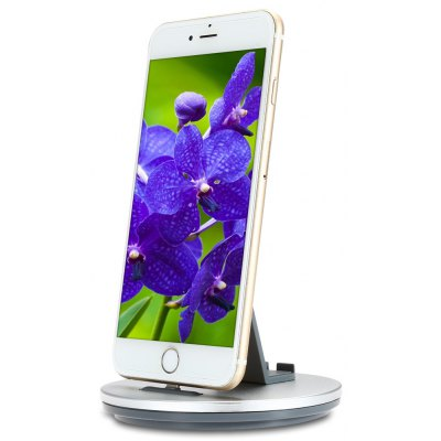Aluminum Phone Stand Charging Holder