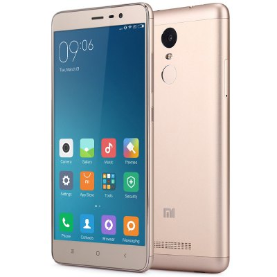 Xiaomi Redmi Note 3 Pro Overseas Edition 16GB 4G Phablet