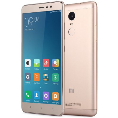 Xiaomi Redmi Note 3 Pro Overseas Edition 4G Phablet