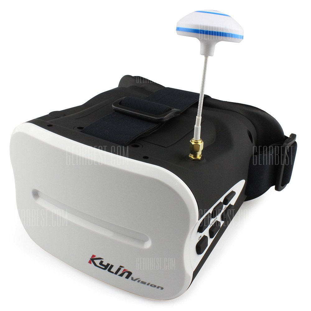 buy kds kylin fpv goggles vision 64ch 58g full band 5