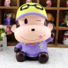 Lovely Saving Pot Monkey Shape Money Box Toy for Kid Child