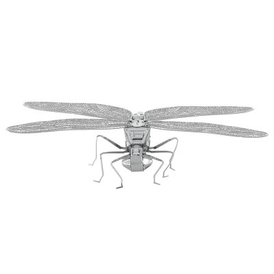 ZOYO Dragonfly Module PuzzleModel &amp; Building Toys<br>ZOYO Dragonfly Module Puzzle<br><br>Age: 14 Years+<br>Applicable gender: Unisex<br>Brand: ZOYO<br>Design Style: Animal<br>Features: DIY, Educational<br>Material: Metal<br>Package Contents: 1 x 3D Metallic Puzzle Board, 1 x User Manual<br>Package size (L x W x H): 18.00 x 12.00 x 2.00 cm / 7.09 x 4.72 x 0.79 inches<br>Package weight: 0.060 kg<br>Product size (L x W x H): 10.90 x 9.20 x 3.00 cm / 4.29 x 3.62 x 1.18 inches<br>Product weight: 0.040 kg<br>Puzzle Style: 3D Puzzle, Jigsaw Puzzle<br>Small Parts : Yes<br>Type: Puzzle Jigsaw<br>Washing: No