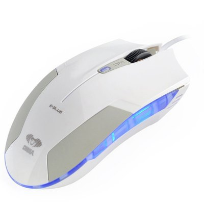 E - BLUE EMS109 6 Button Wired LED Optical Gaming Mouse