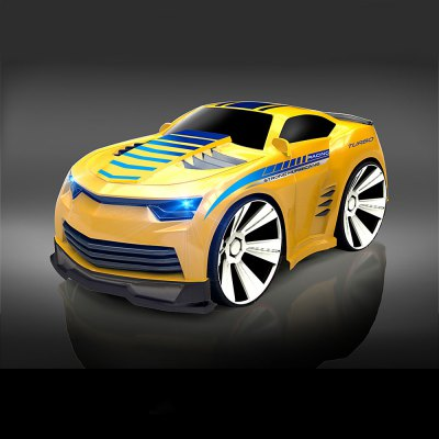 FUNNY IN RC Toy Intelligent Watch Sound Control Car