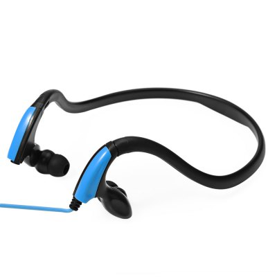 Kimmar J039 Sport Sweat Resistant Earphones with MicSports &amp; Fitness Headphones<br>Kimmar J039 Sport Sweat Resistant Earphones with Mic<br><br>Application: Sport, Portable Media Player, Mobile phone<br>Brand: Kimmar<br>Cable Length (m): 1.2m<br>Color: Blue,Green,Orange,Rose<br>Compatible with: Mobile phone<br>Connectivity: Wired<br>Driver unit: 10mm<br>Frequency response: 20-20000Hz<br>Function: Answering Phone, Microphone<br>Impedance: 32ohms<br>Input Power: 10mW<br>Model: J039<br>Package Contents: 1 x Kimmer J039 Sport Earphones, 4 x Earbud Tips, 1 x English / Chinese User Manual<br>Package size (L x W x H): 14.00 x 5.00 x 21.50 cm / 5.51 x 1.97 x 8.46 inches<br>Package weight: 0.105 kg<br>Plug Type: L-Bend, 3.5mm<br>Product weight: 0.023 kg<br>Sensitivity: 113 dB ± 3dB<br>Sound channel: Two-channel (stereo)<br>Wearing type: In-ear with neckband