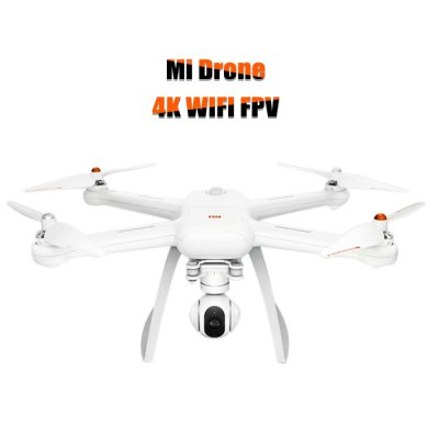 Vente flash-XIAOMI Mi Drone 4K WIFI FPV Quadcopter