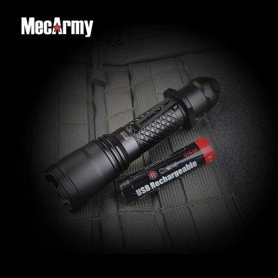 MecArmy SPX18 LED Flashlight