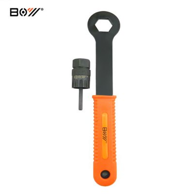 BOY 7012B Two-piece Bicycle Repairing Tool Set