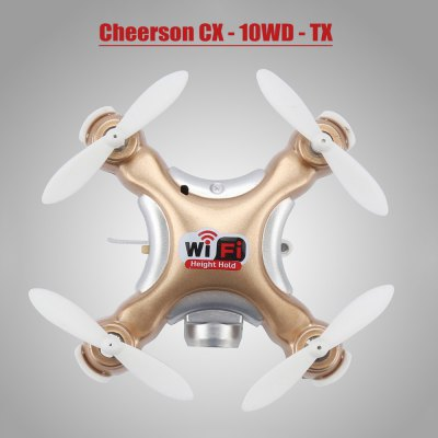 Cheerson CX-10WD-TX quadcopter