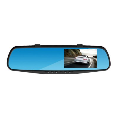 RM-LC2010 1080P FHD 30W Pixel Car Rearview Camera Monitor DVRCar DVR<br>RM-LC2010 1080P FHD 30W Pixel Car Rearview Camera Monitor DVR<br><br>Model: RM-LC2010<br>Type: Full HD Dashcam<br>Chipset Name: Generalplus<br>Chipset: Generalplus 2248<br>Image Sensor: CMOS<br>Max External Card Supported: TF 32G (not included)<br>Class Rating Requirements: Class 10 or Above<br>Screen size: 4.3inch<br>Screen type: TFT<br>Battery Type: Built-in<br>Charge way: Car charger<br>Wide Angle: 170 degree wide angle<br>Camera Lens : 170 degree A+ level lens<br>Camera Pixel : 30W<br>Decode Format: H.264<br>Video format: AVI<br>Video Resolution: 1080P (1920 x 1080),720P (1280 x 720)<br>Video Frame Rate: 30fps<br>Image Format : JPEG<br>Audio System: Built-in microphone/speacker (AAC)<br>Exposure Compensation: +1,+2,+3,-1,-2,-3,0<br>Loop-cycle Recording : Yes<br>Loop-cycle Recording Time: 2min,3min,5min,OFF<br>Motion Detection: Yes<br>Night vision : Yes<br>GPS: No<br>G-sensor: Yes<br>USB Function: PC-Camera<br>Delay Shutdown : Yes<br>Time Stamp: Yes<br>Interface Type: Micro USB,TF Card Slot<br>Anti-shake: No<br>Language: English,Simplified Chinese,Traditional Chinese<br>Parking Monitoring: Yes<br>Frequency: 50Hz,60Hz<br>Operating Temp.: -10 - 60 centigrade degree<br>Operating RH  : 15 - 65 percent<br>Package weight: 0.790 kg<br>Product size (L x W x H): 34.00 x 12.00 x 6.50 cm / 13.39 x 4.72 x 2.56 inches<br>Package size (L x W x H): 38.00 x 16.00 x 10.00 cm / 14.96 x 6.3 x 3.94 inches<br>Package Contents: 1 x Car Rearview Mirror DVR, 1 x Rearview Camera, 1 x Camera Cable, 1 x Car Charger, 1 x Installation Kit
