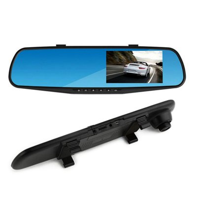 RM-LC2010 1080P FHD 30W Pixel 170 Degree Car Rearview Camera Monitor DVR