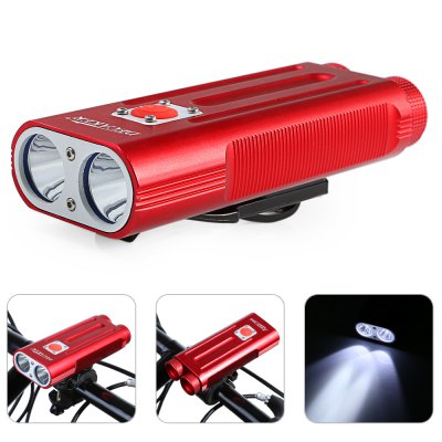 DECAKER Multi-function Bicycle Light