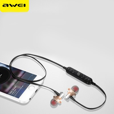 Awei A860BL Bluetooth Sport Earbuds with Mic