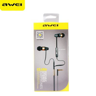 Awei ES - 12Hi In-ear Earphones