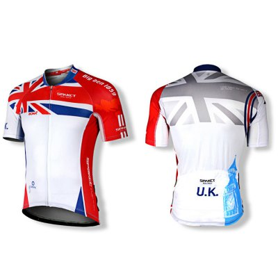 SPAKCT S14C05 / S14T05 Cycling SuitCycling Clothings<br>SPAKCT S14C05 / S14T05 Cycling Suit<br><br>Type: Short Sleeves Cycling Suit<br>Suitable Crowds: Men<br>Size: L,M,XL,XXL<br>Feature: Breathable,High elasticity,Quick Dry<br>Product weight: 0.379 kg<br>Package weight: 0.420 kg<br>Package size (L x W x H): 32.00 x 25.00 x 7.00 cm / 12.6 x 9.84 x 2.76 inches<br>Package Contents: 1 x SPAKCT S14C05 / S14T05 Short Sleeve Tops, 1 x Short Pants
