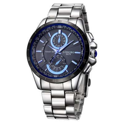 LONGBO 1035 Male Quartz Watch