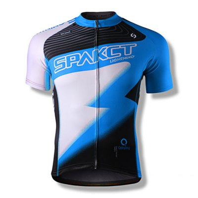 SPAKCT S15N02 / S15N04 Cycling SuitCycling Clothings<br>SPAKCT S15N02 / S15N04 Cycling Suit<br><br>Color: Blue,Red<br>Feature: Quick Dry, Breathable, High elasticity<br>Package Contents: 1 x SPAKCT S15N02 / S15N04 Short Sleeve Tops, 1 x Short Pants<br>Package size (L x W x H): 32.00 x 25.00 x 7.00 cm / 12.6 x 9.84 x 2.76 inches<br>Package weight: 0.420 kg<br>Product weight: 0.379 kg<br>Size: L,M,XL,XXL<br>Suitable Crowds: Men<br>Type: Short Sleeves Cycling Suit