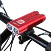 cheap DECAKER Multi-function 1200Lm XML T6 LED Bicycle Light