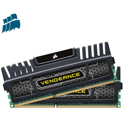 CORSAIR VENGEANCE CMZ16GX3M2A1600C11 2PCS Memory Bank