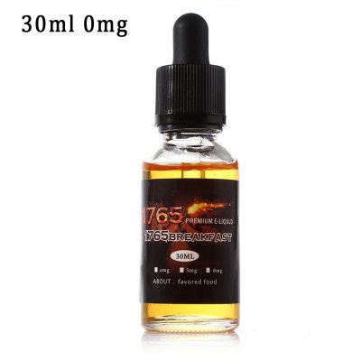 1765 Breakfast Toast and Butter Flavor E Liquid