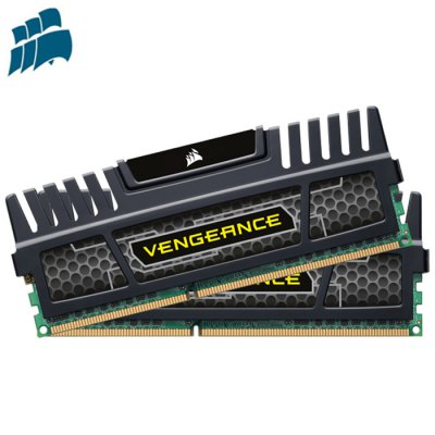 CORSAIR VENGEANCE CMZ4G3M1A1600C9 Memory BankMemory Modules<br>CORSAIR VENGEANCE CMZ4G3M1A1600C9 Memory Bank<br><br>Brand: CORSAIR<br>Application: Desktop<br>Capacity: 4GB<br>Memory Frequency: 1600MHz<br>Memory Transmission Type: DDR3<br>Certificate: Others<br>Product weight: 0.045 kg<br>Package weight: 0.078 kg<br>Product Size(L x W x H): 16.25 x 15.75 x 1.75 cm / 6.4 x 6.2 x 0.69 inches<br>Package Size(L x W x H): 18.25 x 17.75 x 2.75 cm / 7.19 x 6.99 x 1.08 inches<br>Package Contents: 1 x CORSAIR VENGEANCE CMZ4G3M1A1600C9 Memory Module