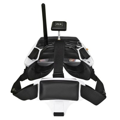 Walkera Goggle 4 FPV GogglesFPV System<br>Walkera Goggle 4 FPV Goggles<br><br>FPV Equipments: FPV Goggles<br>Image Transmission: 5.8G 40CH<br>Video Formats: PAL / NTSC ( Automatic Selection)<br>Resolution: Action array 3 x 800 x 480pixels<br>Pixel Size: 45um x 135um / color dots pitch<br>Screen size: 5 inches<br>Battery: 7.4V 1200mAh LiPo<br>Working Time: About 120mins<br>Working Temperature: 0 - 45 Deg. C<br>Storage Temperature: -20 to 70 Deg. C<br>Package weight: 1.255 kg<br>Product size (L x W x H): 13.00 x 21.00 x 26.00 cm / 5.12 x 8.27 x 10.24 inches<br>Package size (L x W x H): 26.00 x 23.00 x 30.00 cm / 10.24 x 9.06 x 11.81 inches<br>Package Contents: 1 x PFV Glasses, 2 x Antenna, 1 x USB Cable, 1 x Charger, 1 x English Manual