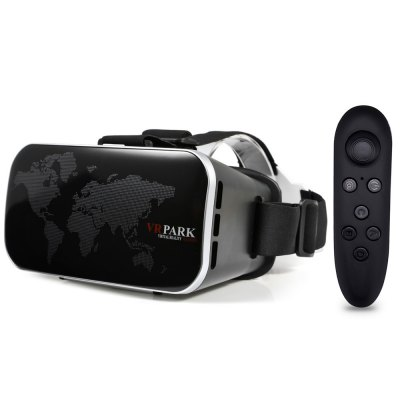 VR PARK III 3D VR Glasses for 4.0 - 6.0 inch Smartphone