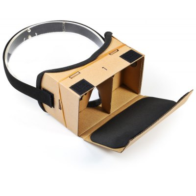 DIY 3D VR Cardboard Viewer for 3.5 - 5.5 inch Smartphone 181608601