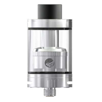 IJOY Tornado Nano RTA AtomizerRebuildable Atomizers<br>IJOY Tornado Nano RTA Atomizer<br><br>Available Color: Black,Silver<br>Brand: IJOY<br>Material: Stainless Steel, Glass<br>Model: Tornado Nano<br>Overall Diameter: 24mm<br>Package Contents: 1 x IJOY Tornado Nano RTA Atomizer, 2 x ITS Coil, 1 x RTA Deck, 1 x Chip Coil, 1 x Color Change Glass Tank, 1 x Accessories Bag<br>Package size (L x W x H): 9.00 x 4.00 x 6.00 cm / 3.54 x 1.57 x 2.36 inches<br>Package weight: 0.140 kg<br>Product size (L x W x H): 2.40 x 2.40 x 5.00 cm / 0.94 x 0.94 x 1.97 inches<br>Product weight: 0.056 kg<br>Rebuildable Atomizer: RBA,RTA<br>Tank Capacity: 4.0ml<br>Thread: 510<br>Type: Rebuildable Tanks, Rebuildable Atomizer